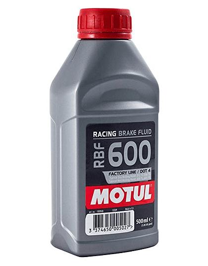 Liquido de frenos Motul RBF 600