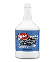 5W20 RED LINE