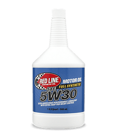 5W30 RED LINE