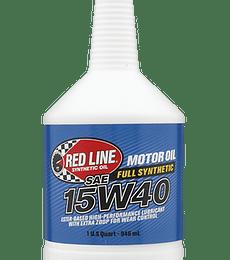 Diesel 15W40 RED LINE