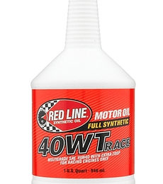 40WT RED LINE