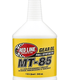 MT-85 75W85 GL-4 RED LINE