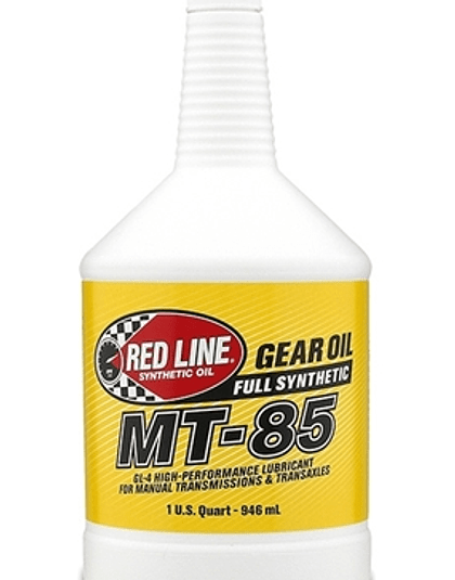 MT-85 75W85 GL-4 RED LINE