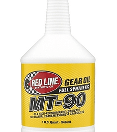 MT-90 75W90 GL-4 RED LINE