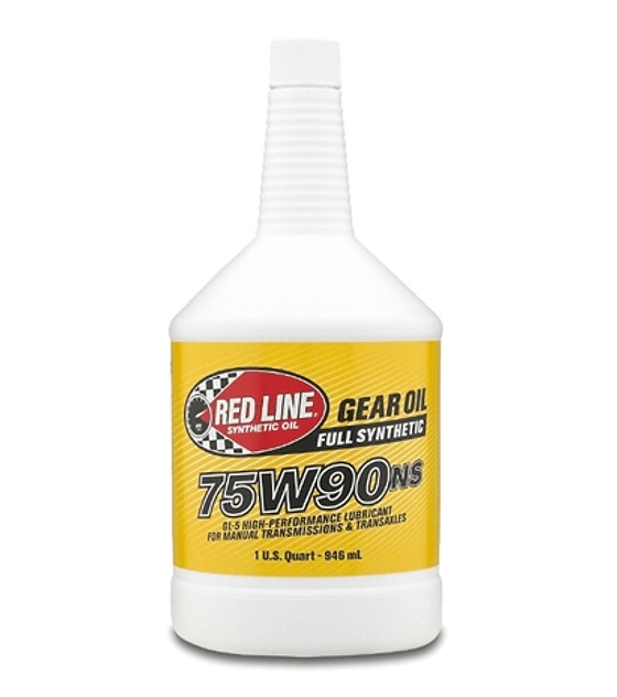 Aceite de caja 75W90 NS GL-5 RED LINE