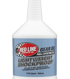 Aceite de caja Lightweight Schockproof RED LINE