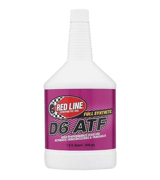 D6 ATF RED LINE
