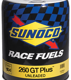 260 GT PLUS SUNOCO