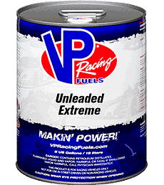 UNLEADED EXTREME VP RACING