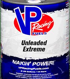 UNLEADED EXTREME VP RACING