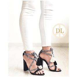 Pom-Pom Sandals