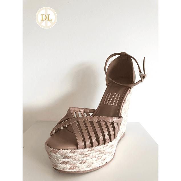 High Platform Sandal