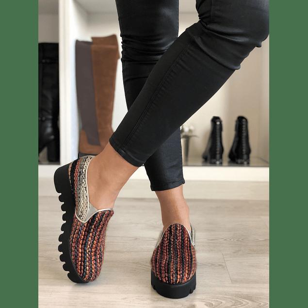 Sapato lã