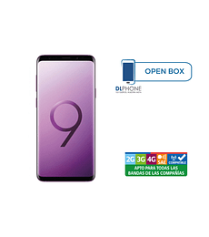 Samsung Galaxy S9 Plus 64GB OPEN BOX VIOLETA
