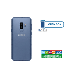 Samsung Galaxy S9 Plus 64GB OPEN BOX AZUL