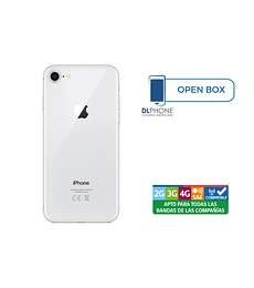 Iphone 8 de 64gb OPEN BOX BLANCO