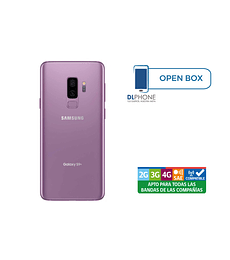 Samsung Galaxy S9 PLUS 256GB OPEN BOX VIOLETA