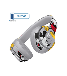 Audífonos inalámbricos Beats Solo3 Wireless Mickey Mouse NUEVO