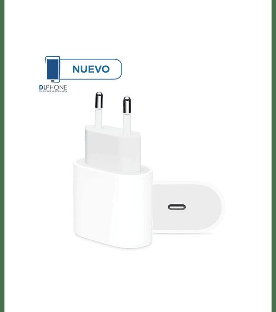 Cargador y Cable APPLE Blanco NUEVO