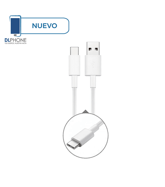 Cable USB Tipo C Huawei Super Charger 3.5A Nuevo
