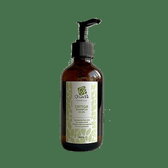 Shampoo de Ortiga sin sal 240ml