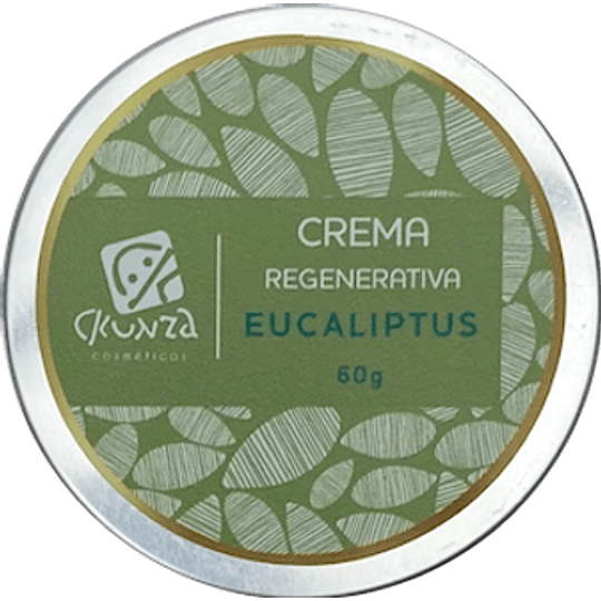 Crema Regenerativa de Eucaliptus 60gr