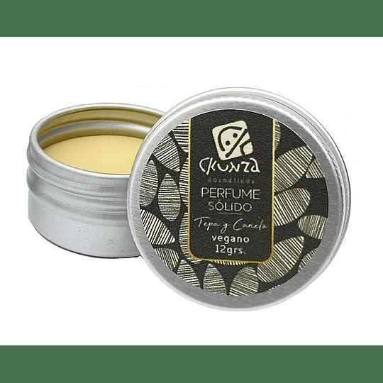 Perfume sólido de Tepa y Canelo 12g