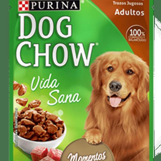 Dog Chow Sobrecito Adulto Carne 100 g
