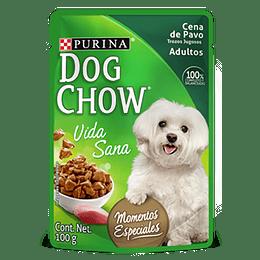 Dog Chow Sobrecito Adulto Pavo 100 g