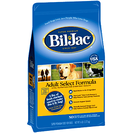 Bil Jac Adult Select 2.72 Kg