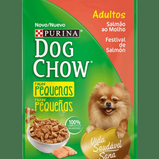 Dog Chow Sobrecito Adulto Razas Pequeñas Salmón 100 g