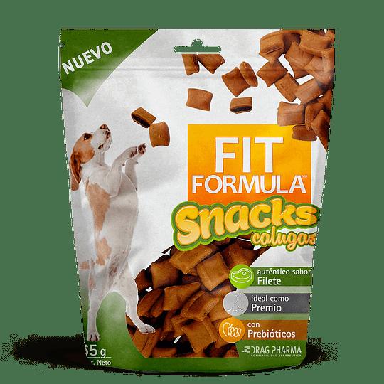 Fit Formula Snack Calugas 65 g