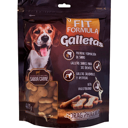 Fit Formula Galletas (carne) 400 g