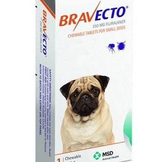 Bravecto 4.5 a 10 kg (1 comprimido)