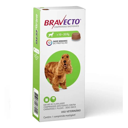Bravecto 10 a 20 kg (1 comprimido)