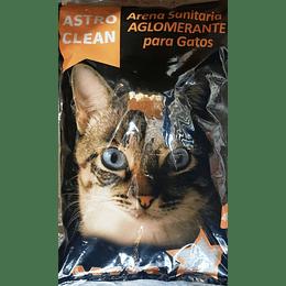Arena Sanitaria Astro Clean (sin aroma) 8 Kg