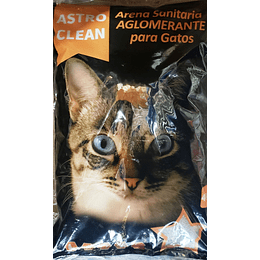Arena Sanitaria Astro Clean (aroma manzana) 8 Kg