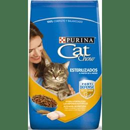Cat Chow Esterilizados 8 Kg