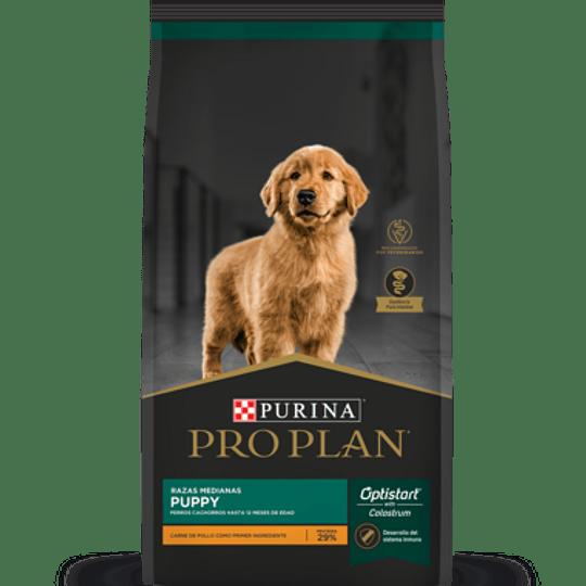 Pro Plan Puppy (razas medianas) 15 Kg