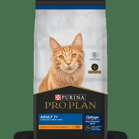 Pro Plan Adult Cat (+7) 3 Kg