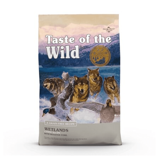Taste of the Wild Pacific Wetlands Adult (pato) 12.2 Kg