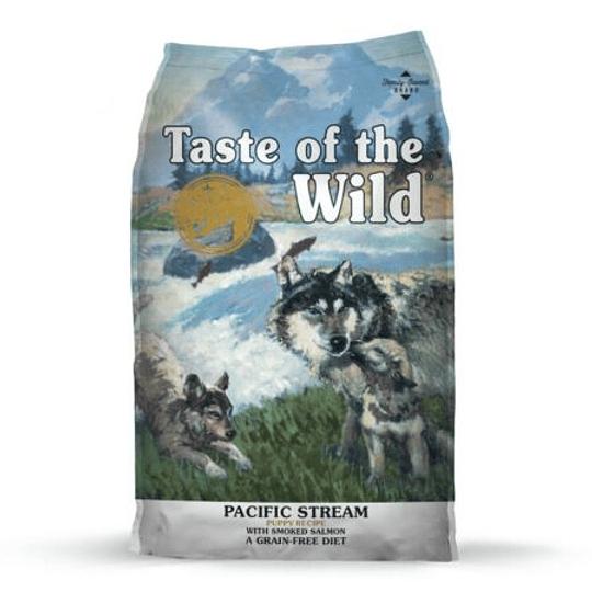 Taste of the Wild Pacific Stream Puppy (salmón) 12.2 Kg