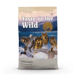 Taste of the Wild Pacific Wetlands Adult (pato) 5.6 Kg