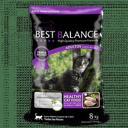 Best Balance Gato Adulto  8 Kg