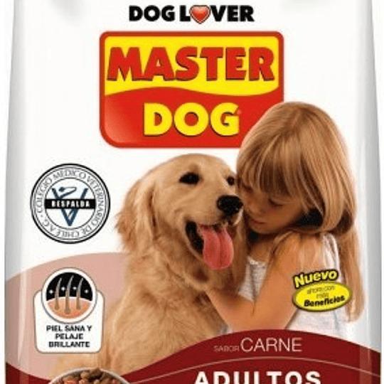 Master Dog Adulto (carne) 18 Kg