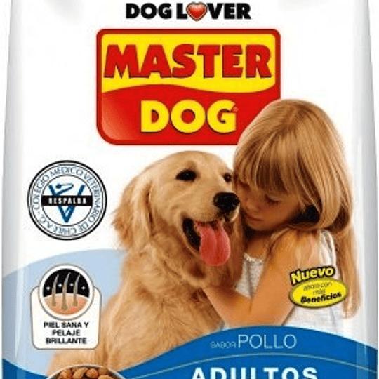 Master Dog Adulto (pollo) 18 Kg