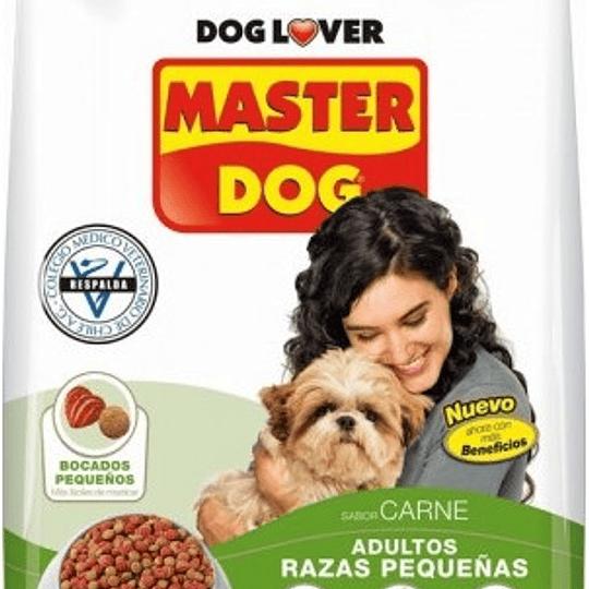 Master Dog Adulto (razas pequeñas) 8 Kg