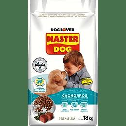 Master Dog Cachorro 18 Kg