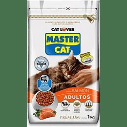Master Cat Adulto (salmón) 20 Kg