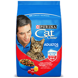 Cat Chow Adulto (carne) 8 Kg